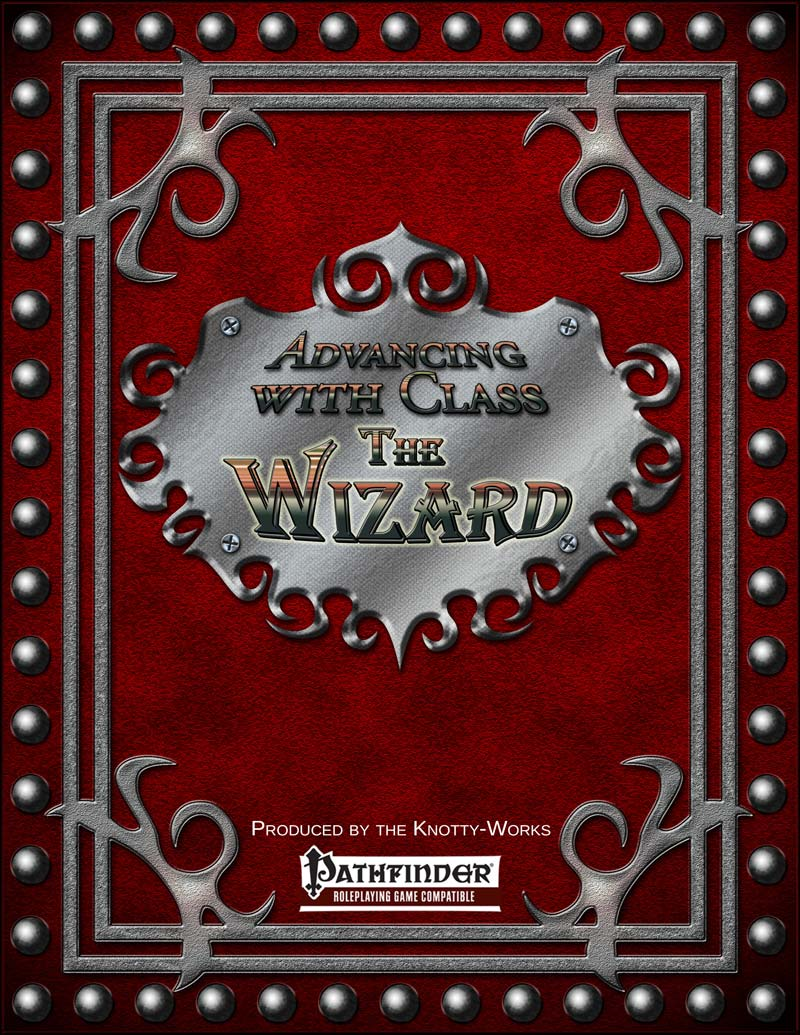 Advancing with Class The Wizard