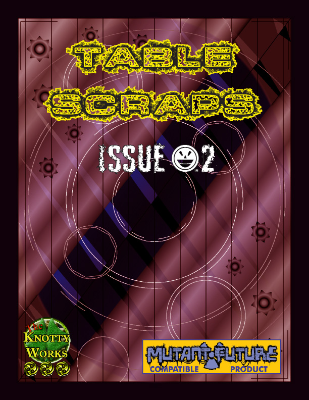 Table Scraps Issue 2